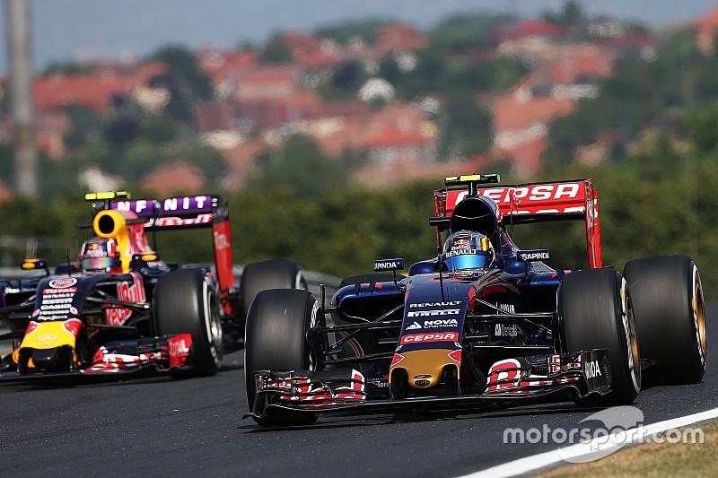 Renault pospone sus mejoras para el Gran Premio de Rusia