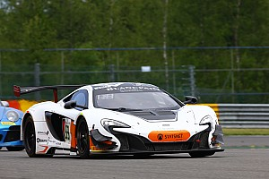 Blancpain Endurance Race report Different strategies change racing order