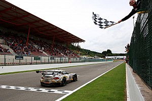 Blancpain Endurance Отчет о гонке Победа в гонке