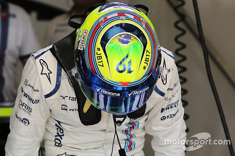 Williams estudia elevar el asiento de Massa
