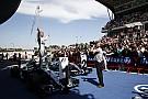 روزبرغ يكبح جماح هاميلتون ويفوز في إسبانيا