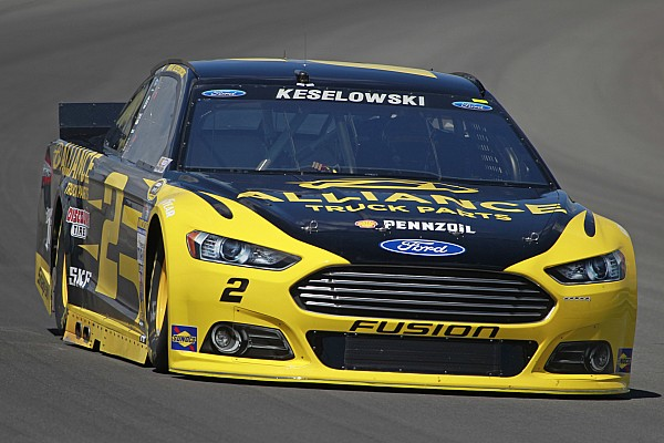 Keselowski's race goes from near-disaster to near-victory