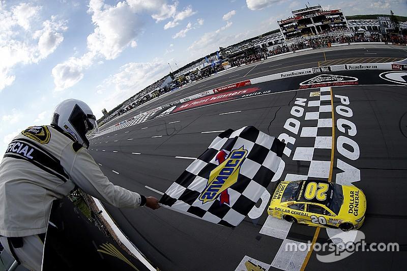 NASCAR regresará a Las Vegas para su banquete de premiación