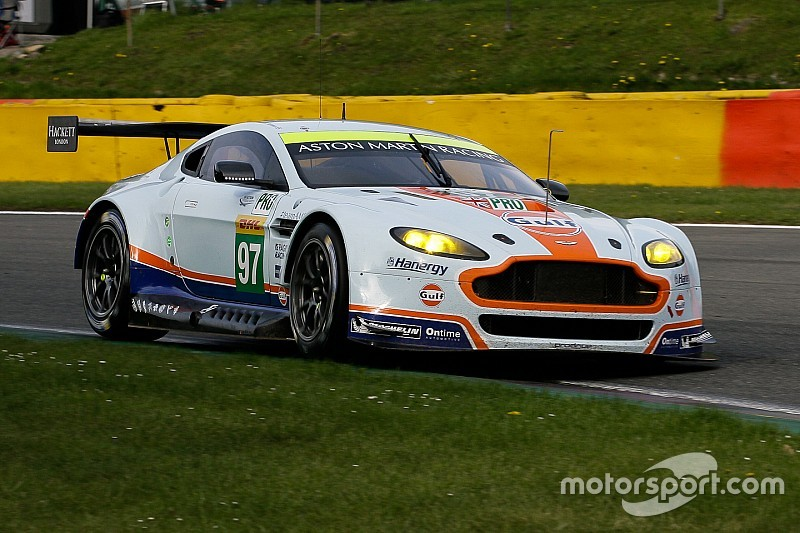 Aston Martin Racing re-signs Turner for 'foreseeable future'