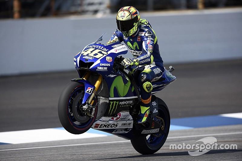 Valentino considera que el podio será complicado