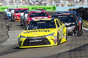 Kenseth surprises himself again