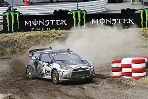 رالي كروس تقرير السباق سولبرغ يتصدّر بطولة رالي كروس في هوكنهايم بعد أربع سباقات أدوارتمهيدية