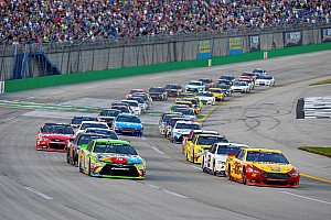 NASCAR Sprint Cup Analysis Can Ford compete against the other factory teams?