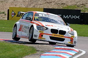 BTCC Breaking news Priaulx: BTCC return gaining