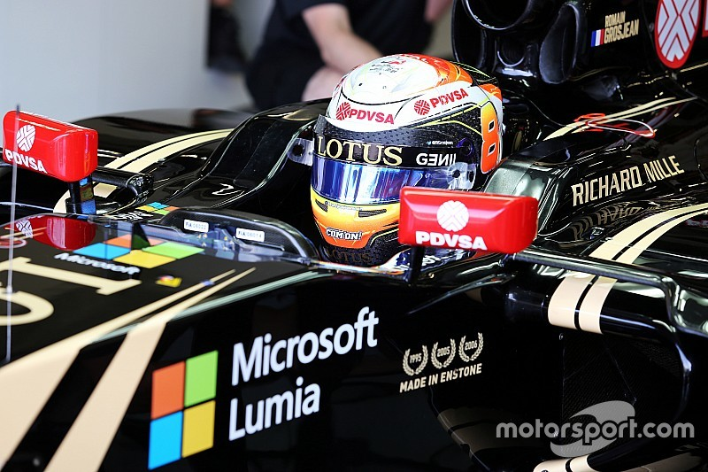 Características do carro deixam Lotus confiante para Spa