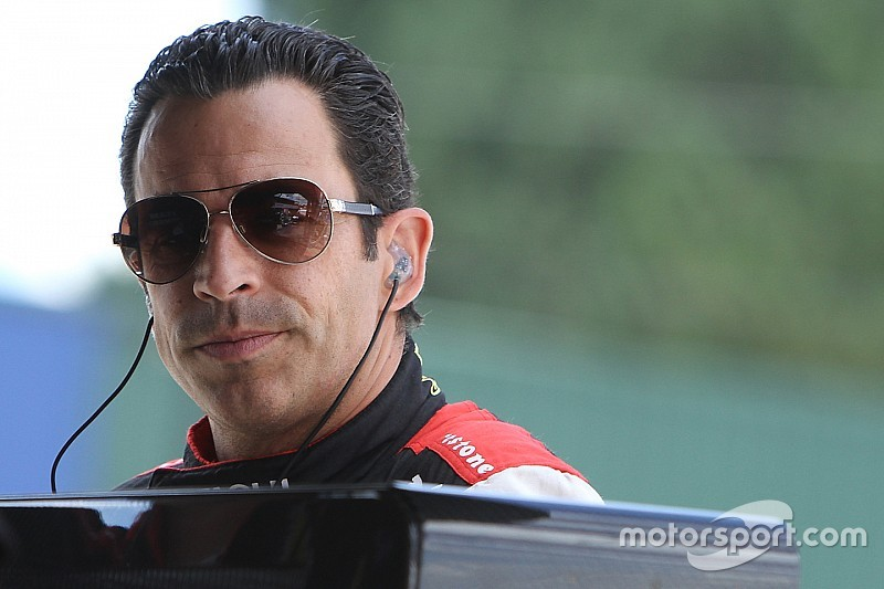Castroneves quer