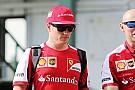 """""""É aqui que quero encerrar minha carreira"""", diz Räikkönen"""