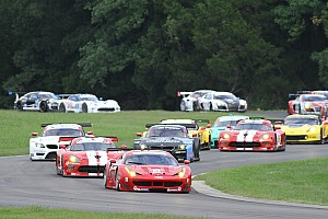 Virginia International Raceway complete IMSA weekend results