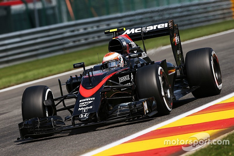 Button, insatisfecho por una carrera