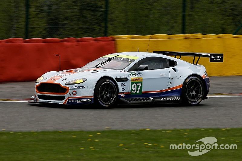 Aston Martin welcomes Jonny Adam to the WEC