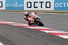 Hernández, a milésimas de ser el mejor hombre de Ducati