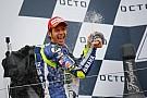 Rossi vence GP da Grã-Bretanha e retoma liderança do campeonato