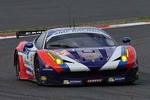 Ferrari of Basov, Bertolini and Shaytar conquers the Nurburgring