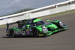 WEC Race report ESM gains experience in Germany