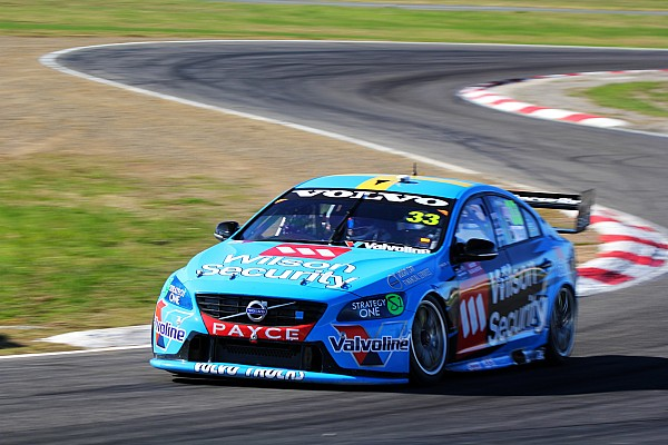 McLaughlin buoyed by Prémat pace