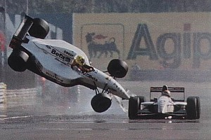 Formula 1 Special feature F1 Retro: Fittipaldi's Monza backflip – was Martini really to blame?