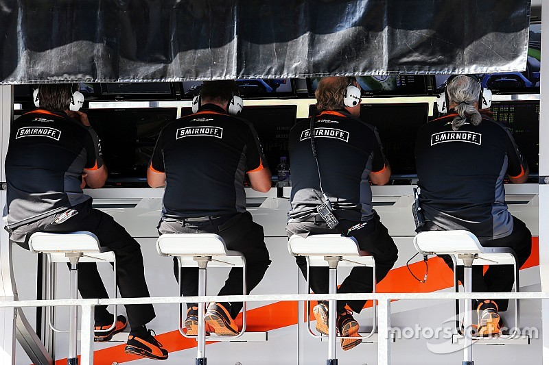 Análisis: La radio de la Fórmula 1