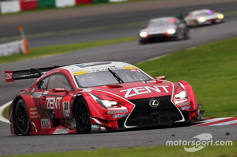 Lexus to make V8 Supercars decision this month