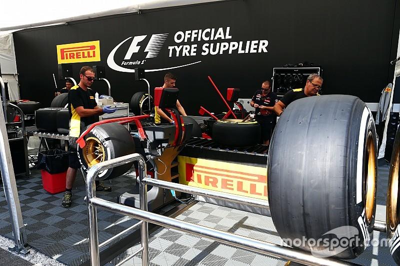 Pirelli da los últimos lineamientos a los pilotos