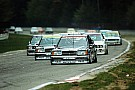The evolution of Mercedes DTM cars since 1988