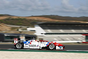 F3 Europe Race report Dennis scores race 1 victory at Portimao
