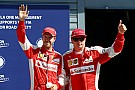 Raikkonen says Ferrari surprised itself