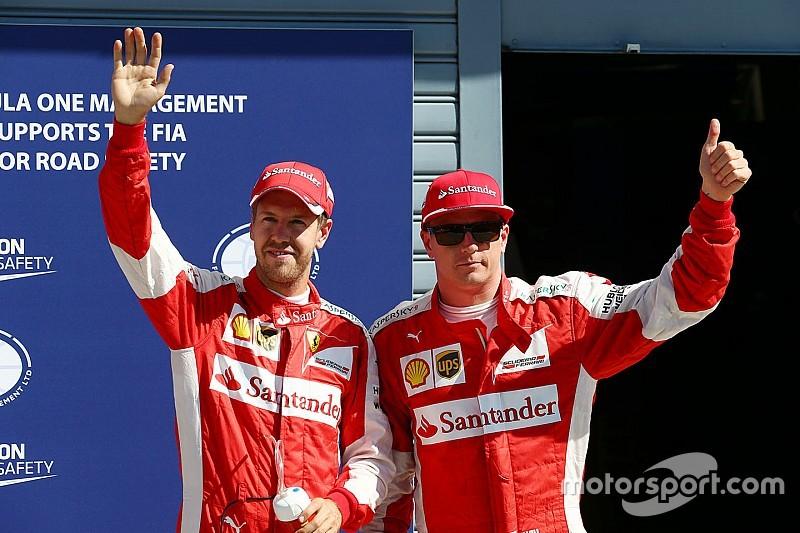 Raikkonen says Ferrari surprised itself
