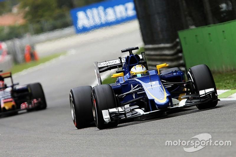 Ericsson penalised for impeding Hulkenberg