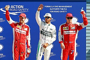 Formula 1 Press conference Italian GP: Post-qualifying press conference