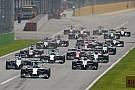 Italian GP starting grid: Record 168 grid penalties at Monza