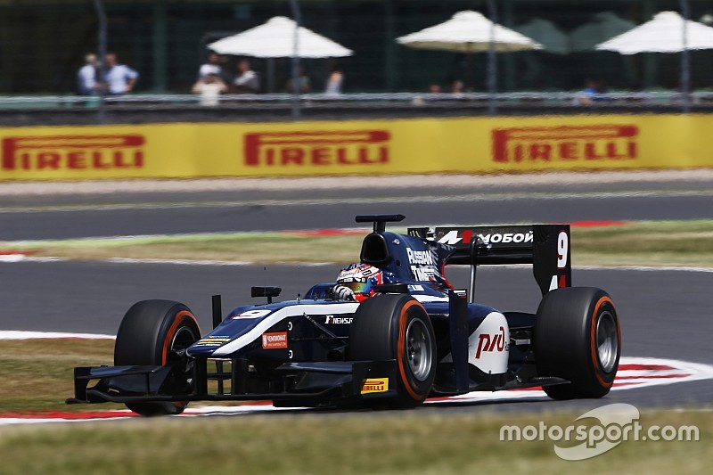 Monza GP2: Evans picks up a thrilling win