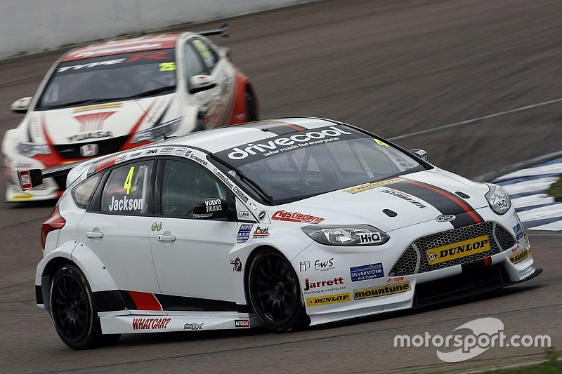 Jackson scores win for Motorbase, Plato hits trouble