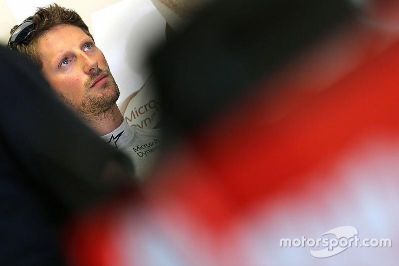 Grosjean se siente frustrado por la carrera