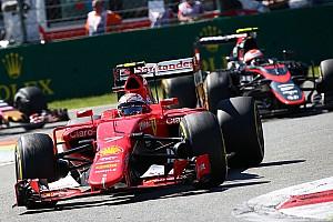 Formula 1 Breaking news Ferrari suspects Raikkonen to blame for poor start