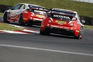 BTCC Breaking news Honda set to commit to BTCC for a further three years