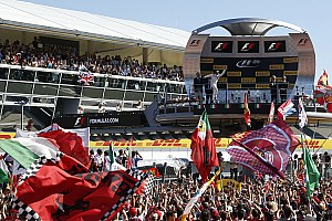 Formula 1 Breaking news Monza's F1 value goes beyond pure money