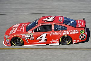 NASCAR Sprint Cup Practice report Harvick fastest in Richmond Happy Hour