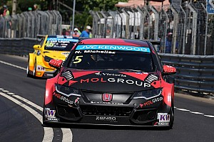 WTCC Qualifying report Michelisz claims first pole of the year for Honda in Japan