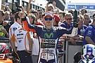 Lorenzo contra Rossi: