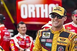 NASCAR Sprint Cup Interview Harvick: