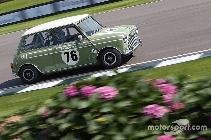 Chandhok's date with history at Goodwood