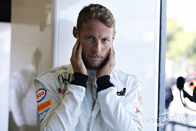 Button not interested in Haas if he loses McLaren F1 seat