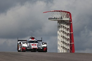 Audi drivers not worried by Porsche's advance