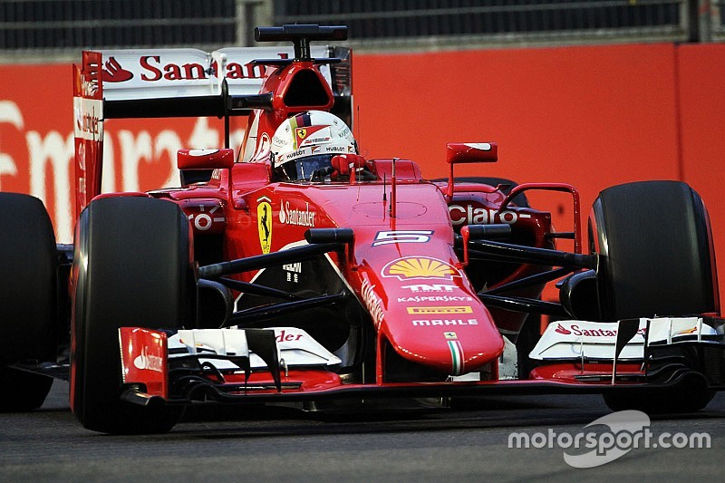 Vettel estaba seguro de que Mercedes ocultaba algo