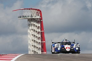 Third row in Texas for Toyota Gazoo Racing